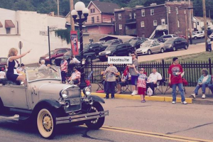 McClelland Celebrates Independence Day in Midland