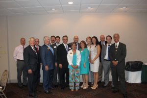 Matzie and Gibbons Attend State Legislators Forum