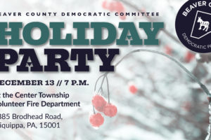 Celebrate at our Holiday Party